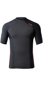 2020 Nookie Core Hybrid SS Base Layer Black / Red TH31