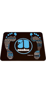 2020 Nookie Neoprene Floor Mat Black AK47