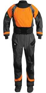 2021 Nookie Frauen Octane Kajak Drysuit - Orange