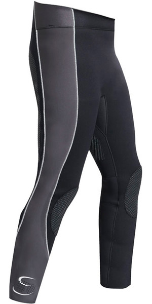 2019 Nookie FULL LENGTH 3mm GBS Neo Strides Grå / Sort NE51