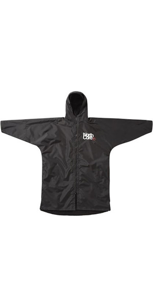 2019 Northcore Beach Basha Pro 4 Season Changing Robe BLACK NOCO24J