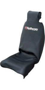 2019 Northcore Single Neopren Fahrzeugsitzbezug Schwarz