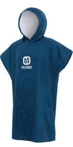 2021 Nyord Change Robe / Poncho ACC0001 - Baltic Navy