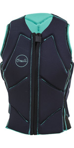 2019 O'Neill's Vrouwen Slasher B Comping Invloed Vest Seaglass / Abyss 5331eu
