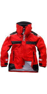 Giacca Gill Oc Racer Oc11j In Rosso