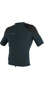 O'Neill Reactor II 1mm Neoprene Short Sleeve Top SLATE 5081