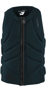 O'neill Slasher Comp Battente Gilet In Ardesia 4917eu