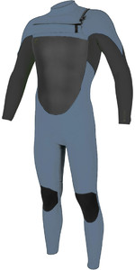 2018 O'Neill Youth O'riginal 4/3mm Chest Zip Wetsuit DUSTY BLUE / BLACK 5018