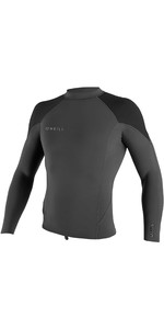 2020 O'Neill Mens Reactor II 1.5mm Neoprene Long Sleeve Top 5080 - Graphite
