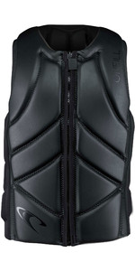 2021 O'Neill Mens Slasher Comp Impact Vest 4917EU - Glide Black