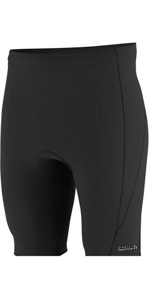 2019 O'Neill Reactor II 1,5 mm Neopren Shorts BLACK 5083
