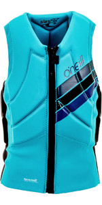 O'neill Gilet Slasher Comp Impact Femme Breeze 4938eu