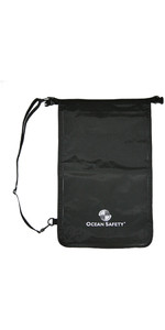 2019 Saco de Ocean Safety Slim Grave de Ocean Safety 15L BLACK SUR0198