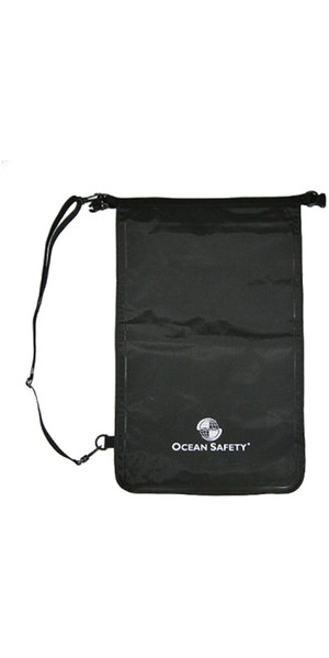 2018 Ocean Safety Slim Grab Bag 15L NEGRO SUR0198