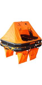 Ocean Safety Océan, Radeau De Sauvetage 4 Places Standard Océanique - Bidon