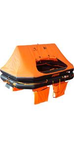 Radeau De Sauvetage Standard De 8 Hommes Pour La Ocean Safety Océans - Canister