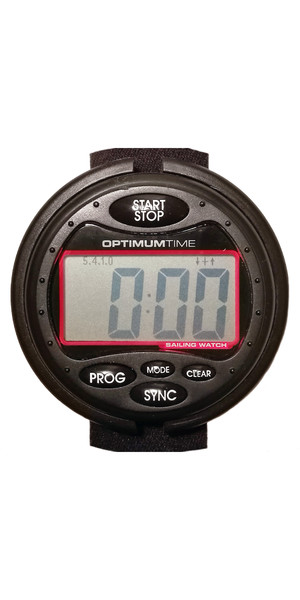 Montre de voile Optimum Time Series 3 OS3 2019 Exclusive Edition noire 311