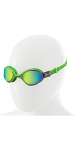 2021 Orca Killa 180 MI Goggles FVA30054 - Black / Lime Green