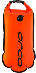 2021 Orca Open Water Veiligheidsboei LA480054 - Hi-vis Oranje