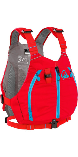2018 Palm Peyto Touring PFD RED 11462