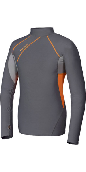 Crewsaver Junior Phase 2 PolyPro Haut Thermique Gris / Orange 6905