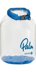 2021 Palm Ozone 5L Dry Bag 374713 - Transparent