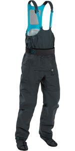 2020 Palm Atom Dry Bib Relief Zip and Dry Socks in Jet Grey 11725