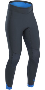 2019 Palm Blaze 3mm GBS Wetsuit Trousers Jet Grey 12232