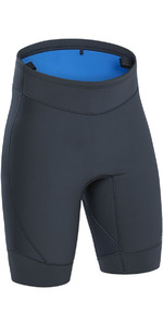 2020 Palm Blaze 3mm Neopren Shorts Jetgrau 12234