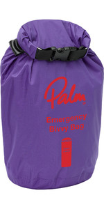 2020 Palm Emergency Bivvy Bag Purple 12403