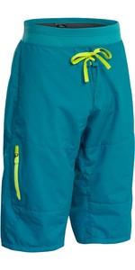 2021 Palm Herren Horizont Kajak Shorts 12614 - Teal