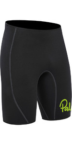 2019 Palm Quantum 3mm Shorts de neopreno negro 12240