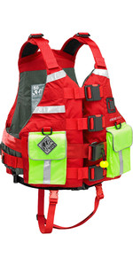 2020 Palm Rescue Universal 50N PFD Red 12355