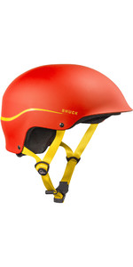 2021 Casco Palm Shuck Medio Corte Rojo 12131