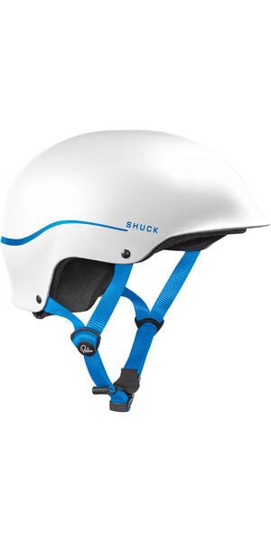 Palm Shuck Half-Cut-Helm Weiß 12131