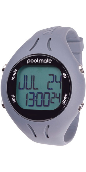2018 Swimovate PoolMate2 Swim Watch in GRIGIO