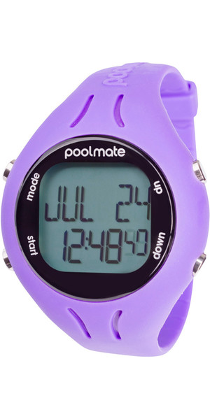2018 Swimovate PoolMate2 Schwimmuhr PURPLE