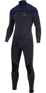 2020 Prolimit Mens Mercury 5/3mm TR Free Zip Wetsuit 14035 - Black /Blue