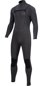 2020 Prolimit Mens Predator 5/3mm Free Zip Wetsuit 13575 - Slate Black
