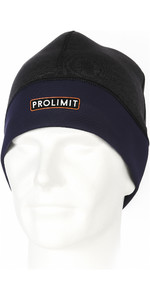 2020 Prolimit Neopren Polar Thermal Beanie 10152 - Schwarz / Blau