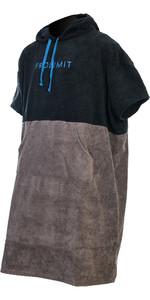2020 Poncho Prolimit Robe De Changement 76350 - Noir / Gris / Bleu