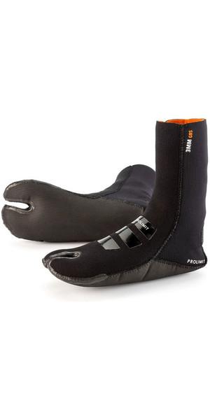 2018 Prolimit 3 mm Evo Split Toe Dura Sole GBS Boot Sock negro 70360
