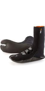 2020 Prolimit Evo 3mm Gbs Split Toe Boot Sok Sort 00340
