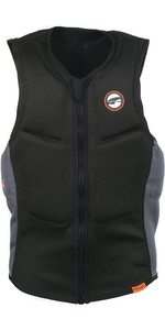 Prolimit Front Zip Glissière Front Zip Demi-matelassé 2019 Prolimit Noir / Orange 63032