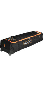 2021 Prolimit Kitesurf Golf Travel Light Board Bag 03344 - Negro / Naranja