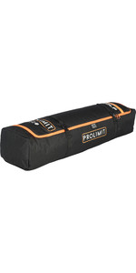 2020 Prolimit Kitesurf Golf Ultralight Board Bag 3343 - Negro / Naranja