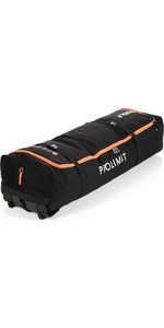 2018 Prolimit Kitesurf Travel Light Golf Board Tasche 140x45 Schwarz / Orange 83344