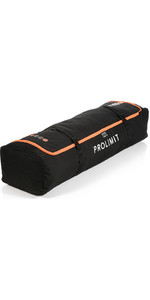 2018 Prolimit Kitesurf Ultralight Golf Board Tasche 140x45 Schwarz / Orange 83343