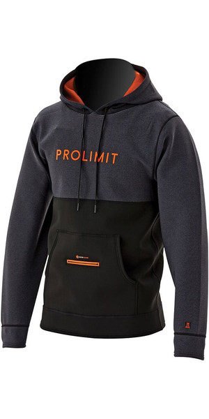2018 Prolimit Loosefit Néoprène Prolimit capuche Noir / Orange 05051