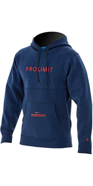 2018 Prolimit Loosefit Neopren Hoody Blau / Rot 05051